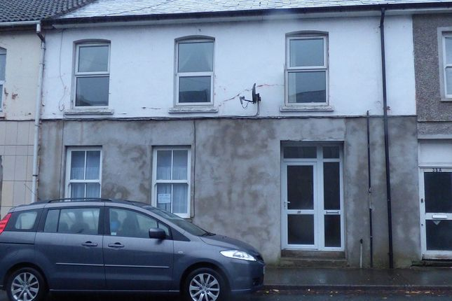 1 bed flat to rent in Dinam Street, Nantymoel, Bridgend. CF32