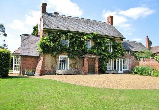 Thumbnail Detached house to rent in Bromsberrow, Ledbury