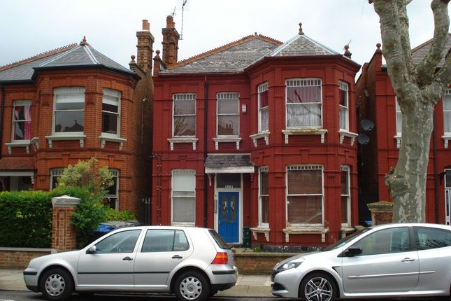 Thumbnail Studio to rent in Anson Road, London