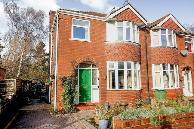 3 bed semi-detached house for sale in Ludlow Road, Offerton, Stockport