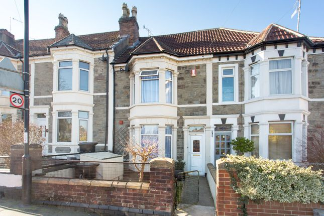 Thumbnail Terraced house for sale in Plummers Hill, St. George, Bristol