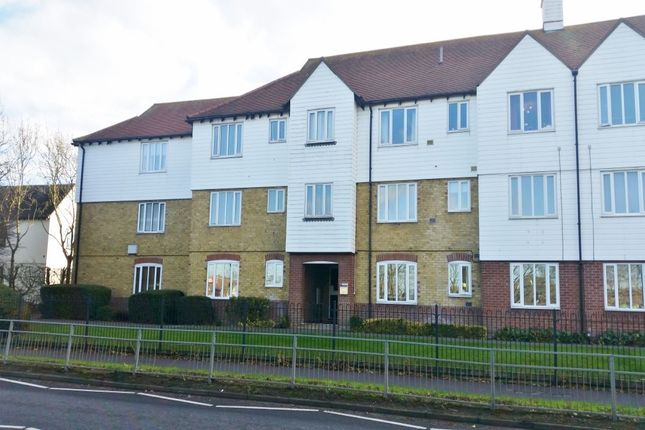 Thumbnail Flat for sale in Benbow Drive, South Woodham Ferrers, Chelmsford
