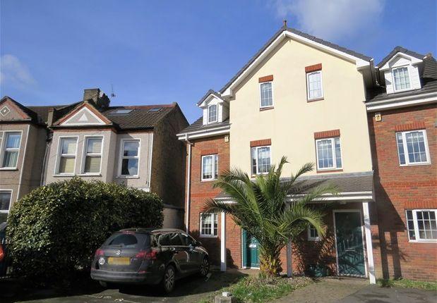 Thumbnail Property to rent in Saxon Terrace, London
