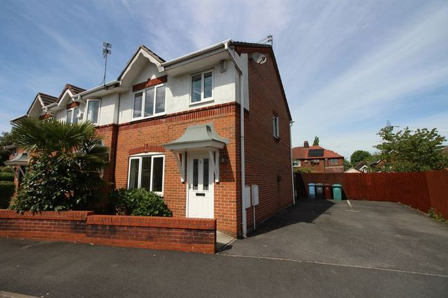 Thumbnail Semi-detached house to rent in Buile Drive, Blackley, Manchester