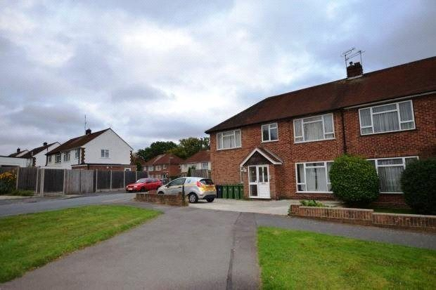 Thumbnail Flat to rent in Gorse Road, Frimley, Surrey