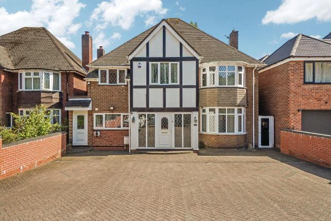 Thumbnail Detached house for sale in Monmouth Drive, Boldmere, Sutton Coldfield