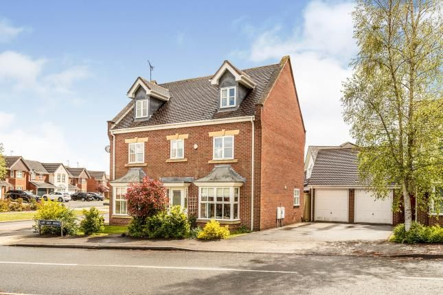 Thumbnail Detached house for sale in Lady Grey Avenue, Heathcote, Warwick, Warwickshire