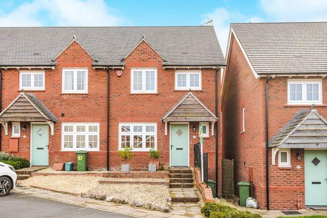 Thumbnail Semi-detached house for sale in Ffordd Dol Y Coed, Bryncae, Pontyclun