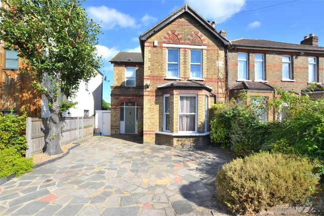 Thumbnail Semi-detached house for sale in Elgin Road, Wallington, Surrey