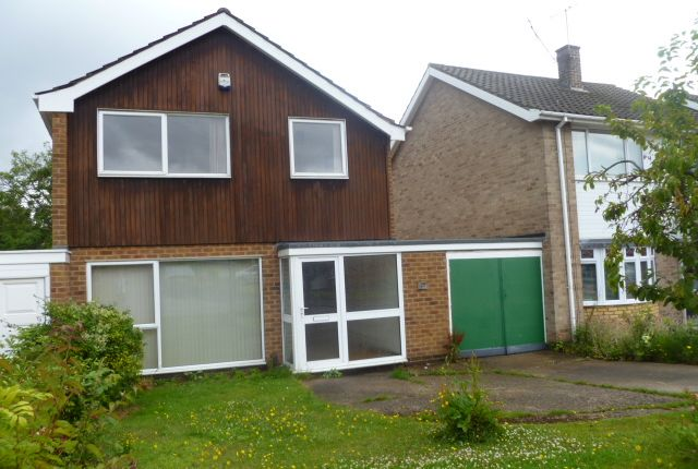4 bed link-detached house to rent in Appledore Avenue, Wollaton