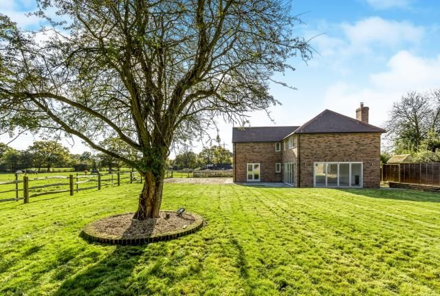 Thumbnail Detached house for sale in Denmead, Waterlooville, Hampshire