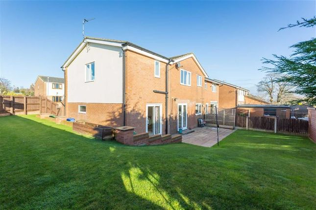 4 bed semi-detached house for sale in Sunningdale Place, Inskip, Preston