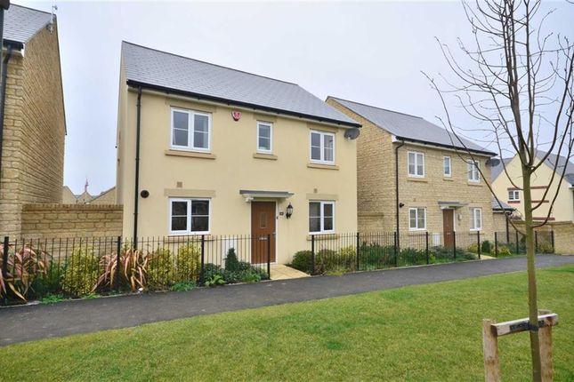 Thumbnail Detached house to rent in Buccaneer Avenue, Brockworth, Gloucester
