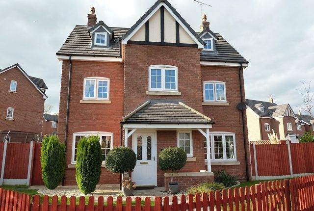 Thumbnail Detached house to rent in 2 Williamson Drive, Nantwich, Cheshire