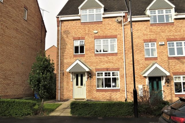 Thumbnail Town house for sale in Northwood Place, Sheffield
