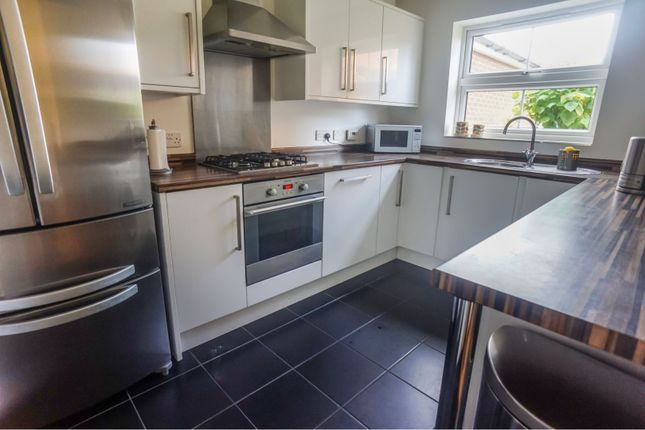Kitchen of Padley Road, Lincoln LN2
