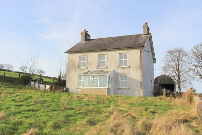Thumbnail Detached house for sale in Harford, Llanwrda
