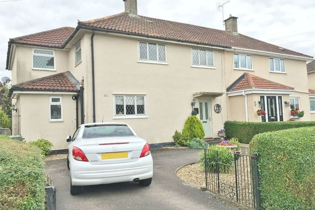 Thumbnail Semi-detached house for sale in Borrowdale Road, Corby, Northamptonshire