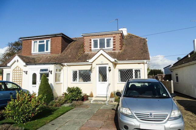 Thumbnail Semi-detached house for sale in Lincoln Avenue, Bognor Regis
