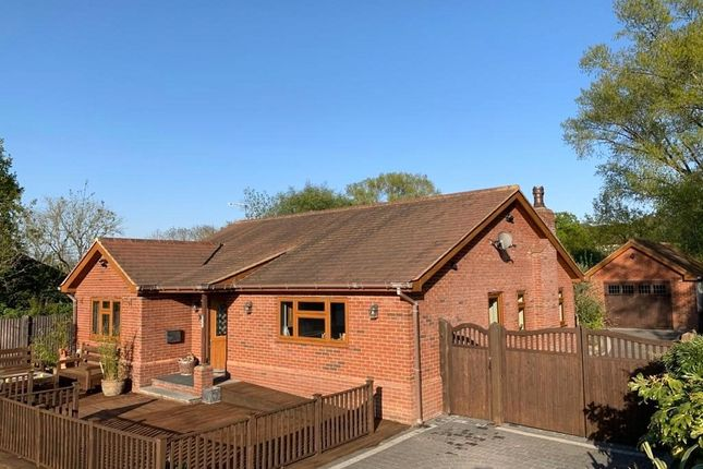 Thumbnail Bungalow for sale in Great Burches Road, Thundersley, Essex