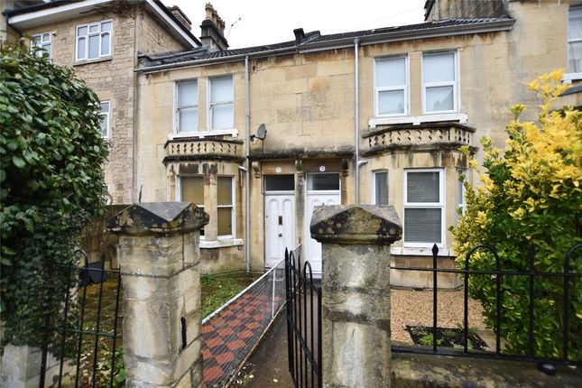 Front Elevation of Portland Terrace, Bath, Somerset BA1