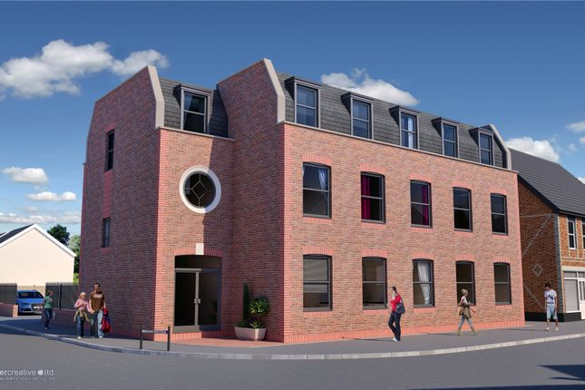 Thumbnail Flat for sale in 234 Station Road, Addlestone, Surrey