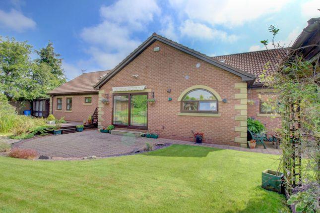 Thumbnail Bungalow for sale in West Pastures, Ashington
