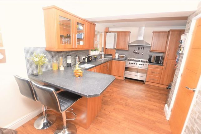 Thumbnail Semi-detached house for sale in Saxon Drive, Droylsden, Manchester