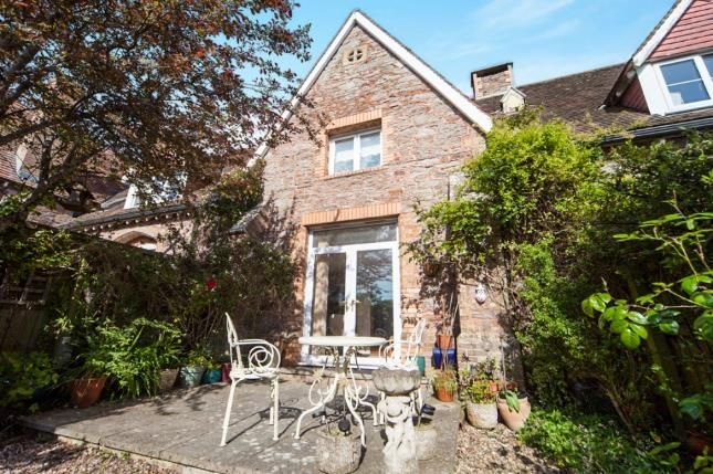 Thumbnail Terraced house for sale in Creech St. Michael, Taunton, Somerset