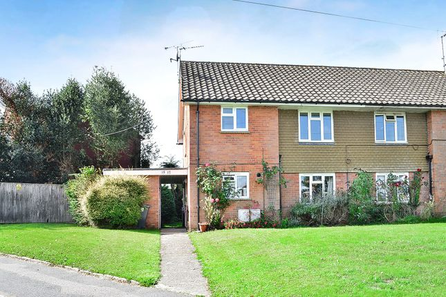 Thumbnail Flat for sale in Ashurst Wood, East Grinstead, West Sussex