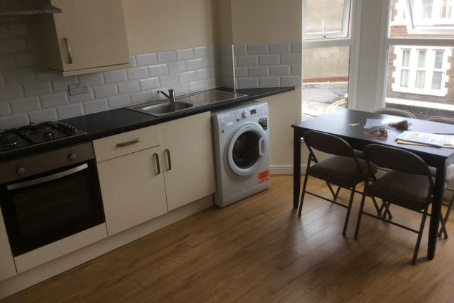 Thumbnail Flat to rent in 203 Mackintosh Place, Cardiff