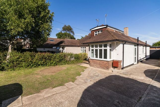 Thumbnail Semi-detached bungalow for sale in Birchwood Road, Dartford