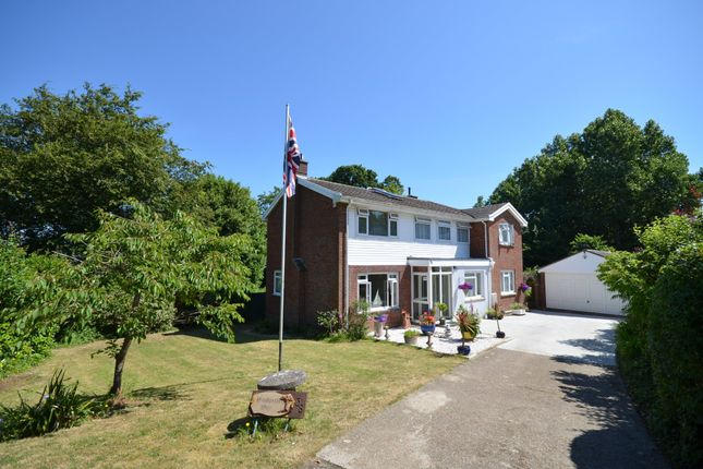 Thumbnail Detached house for sale in Westwood Road, Ryde