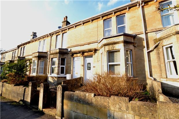 Thumbnail Terraced house for sale in Hawthorn Grove, Bath, Somerset