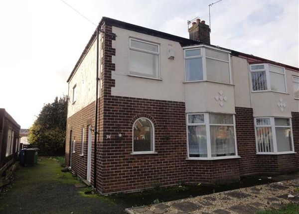 Thumbnail Semi-detached house to rent in Norlands Lane, Widnes