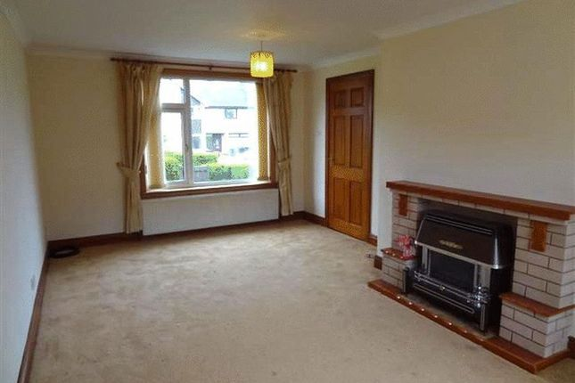 Lounge of Etive Place, Glenrothes KY6