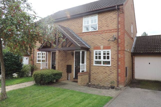 Thumbnail Semi-detached house to rent in Coopers Gate, Banbury