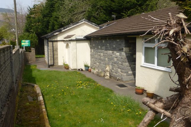 Thumbnail Detached bungalow for sale in The Avenue, Pontygwaith, Ferndale