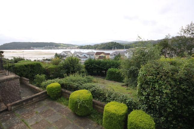 Patio Views of Ty Mawr Road, Deganwy LL31