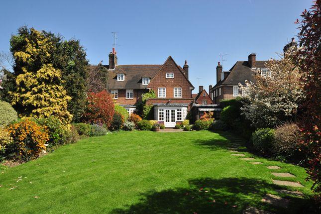 Heathgate Hampstead Garden Suburb Nw11 6 Bedroom Semi