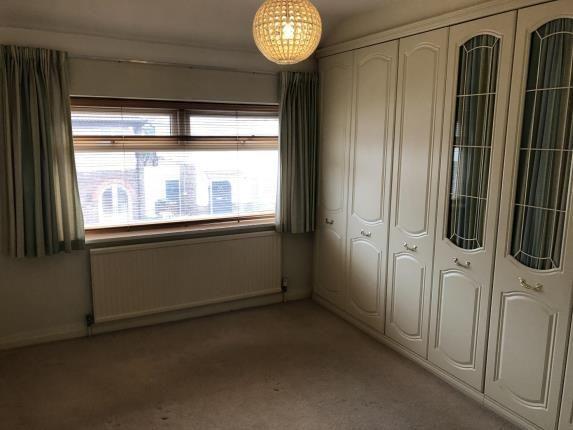 Bedroom One of Somerville Grove, Waterloo, Merseyside L22