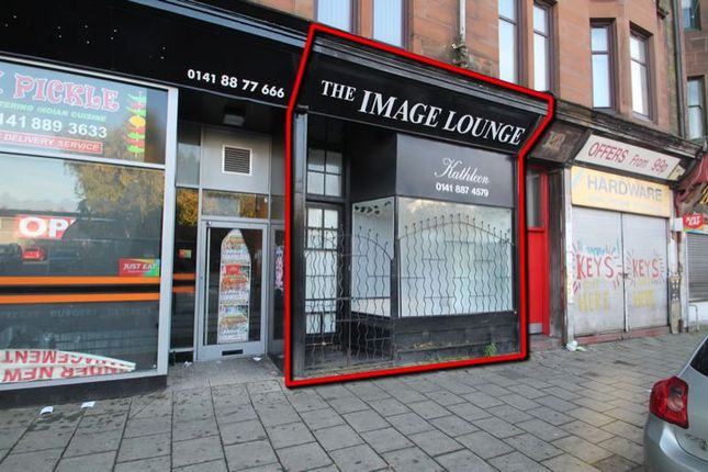 Commercial property for sale in 21, Broomlands Street, Paisley PA12Lt