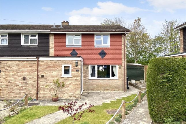 Thumbnail End terrace house for sale in Patrick's Orchard, Uffington