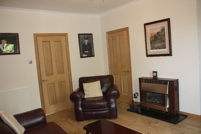 Thumbnail Semi-detached house to rent in Kemnay Road, Inverurie, Aberdeenshire