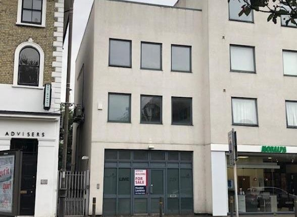 Thumbnail Office for sale in 229, The Broadway, Wimbledon