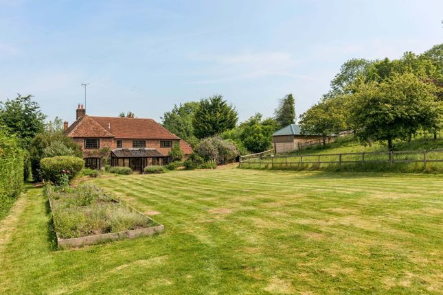 Thumbnail Detached house to rent in Oakhill Cottage, Lower Oakhill, Froxfield, Marlborough, Wiltshire