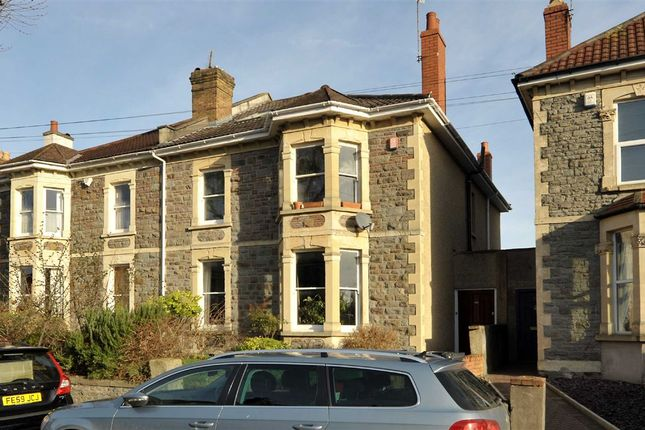 Thumbnail Semi-detached house for sale in Claremont Road, Bishopston, Bristol