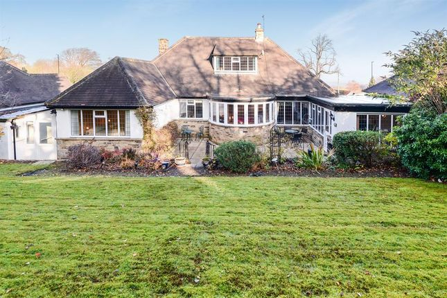 Thumbnail Bungalow for sale in St. Giles Garth, Bramhope, Leeds