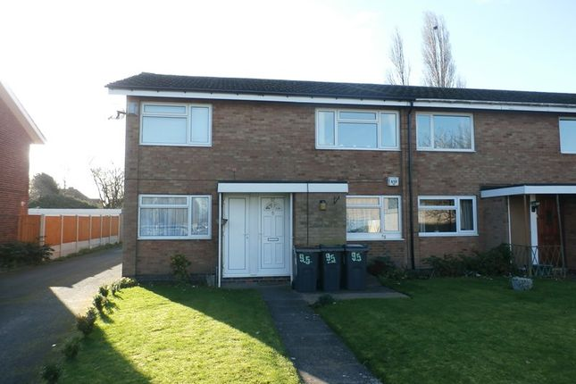 Thumbnail Flat for sale in Selby Close, Yardley, Birmingham