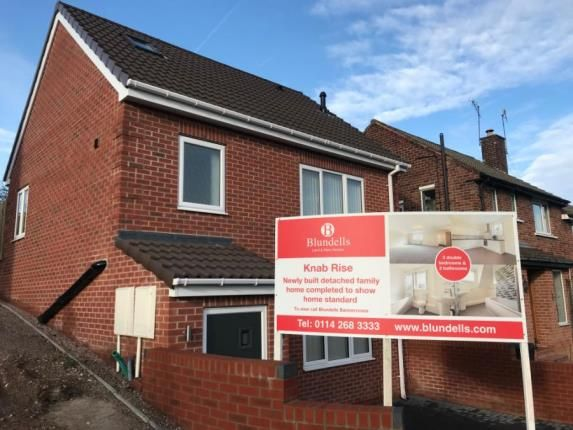 Thumbnail Detached house for sale in Knab Rise, Sheffield, South Yorkshire